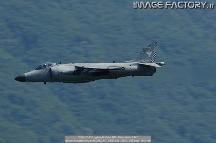 2005-07-15 Lugano Airshow 196 - Sea Harrier GR7