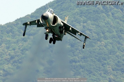 2005-07-15 Lugano Airshow 198 - Sea Harrier GR7