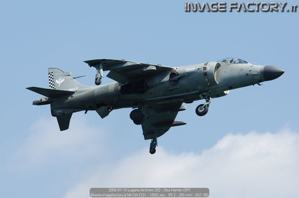 2005-07-15 Lugano Airshow 202 - Sea Harrier GR7