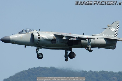2005-07-15 Lugano Airshow 220 - Sea Harrier GR7