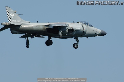 2005-07-15 Lugano Airshow 224 - Sea Harrier GR7