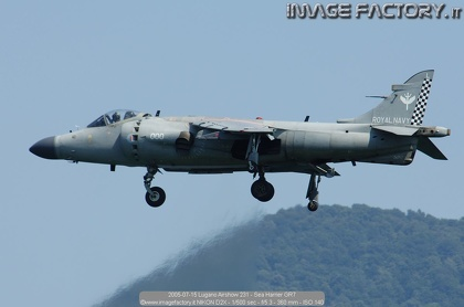 2005-07-15 Lugano Airshow 231 - Sea Harrier GR7