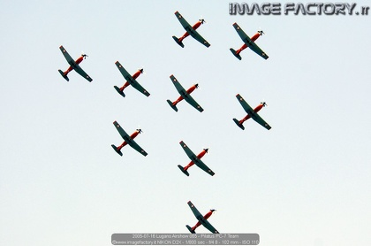 2005-07-16 Lugano Airshow 065 - Pilatus PC-7 Team
