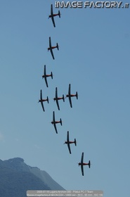 2005-07-16 Lugano Airshow 090 - Pilatus PC-7 Team