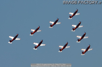 2005-07-16 Lugano Airshow 110 - Pilatus PC-7 Team