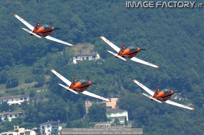 2005-07-16 Lugano Airshow 139 - Pilatus PC-7 Team