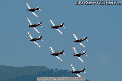 2005-07-16 Lugano Airshow 146 - Pilatus PC-7 Team