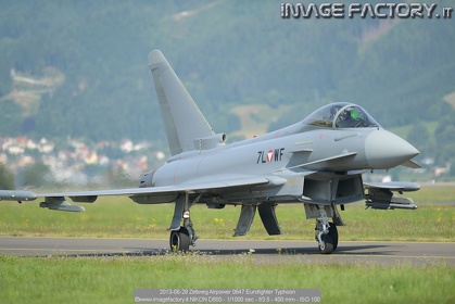 2013-06-29 Zeltweg Airpower 0647 Eurofighter Typhoon