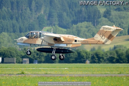 2013-06-29 Zeltweg Airpower 0776 North American Rockwell OV-10 Bronco