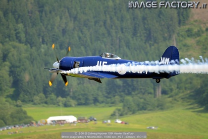 2013-06-29 Zeltweg Airpower 1084 Hawker Sea Fury