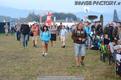 2014-09-06 Payerne Air14 0031 Miscellaneous