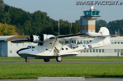 2014-09-06 Payerne Air14 0124 Consolidated PBY-5A Catalina