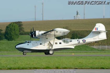 2014-09-06 Payerne Air14 0128 Consolidated PBY-5A Catalina