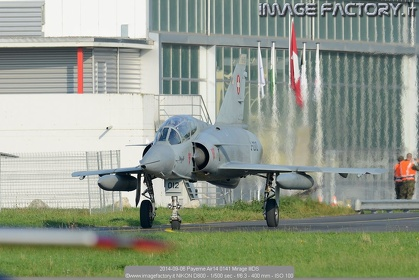 2014-09-06 Payerne Air14 0141 Mirage IIIDS