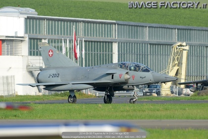 2014-09-06 Payerne Air14 0143 Mirage IIIDS