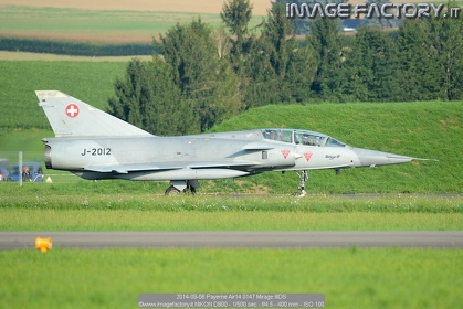 2014-09-06 Payerne Air14 0147 Mirage IIIDS