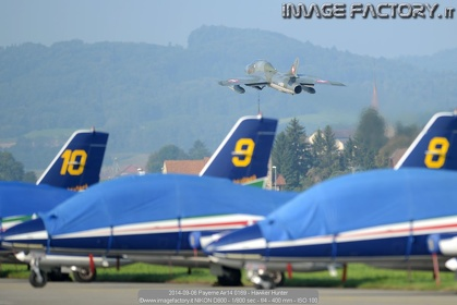 2014-09-06 Payerne Air14 0169 - Hawker Hunter