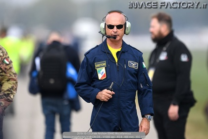 2019-10-12 Linate Airshow 00440 Miscellaneous