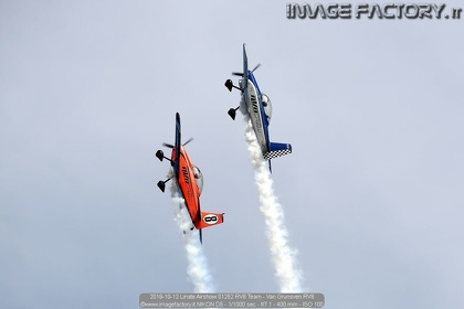 2019-10-12 Linate Airshow 01252 RV8 Team - Van Grunsven RV8
