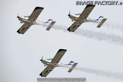 2019-10-12 Linate Airshow 01642 We Fly - Fournier RF-5 Fly Synthesis