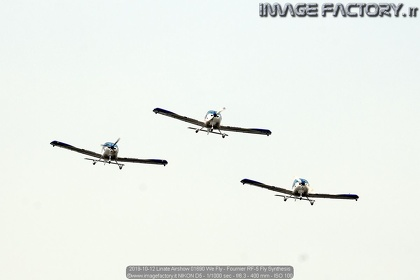 2019-10-12 Linate Airshow 01690 We Fly - Fournier RF-5 Fly Synthesis