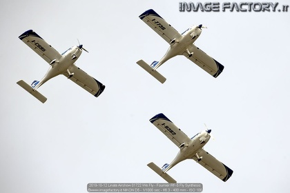 2019-10-12 Linate Airshow 01722 We Fly - Fournier RF-5 Fly Synthesis