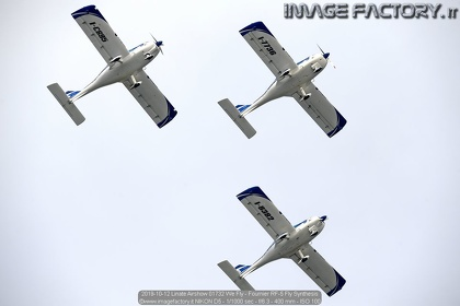 2019-10-12 Linate Airshow 01732 We Fly - Fournier RF-5 Fly Synthesis