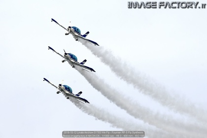 2019-10-12 Linate Airshow 01783 We Fly - Fournier RF-5 Fly Synthesis