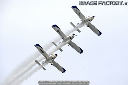 2019-10-12 Linate Airshow 01825 We Fly - Fournier RF-5 Fly Synthesis