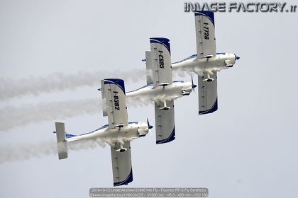 2019-10-12 Linate Airshow 01846 We Fly - Fournier RF-5 Fly Synthesis