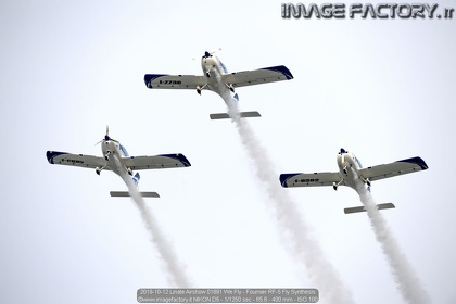 2019-10-12 Linate Airshow 01891 We Fly - Fournier RF-5 Fly Synthesis