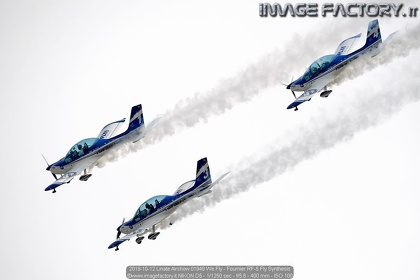 2019-10-12 Linate Airshow 01949 We Fly - Fournier RF-5 Fly Synthesis