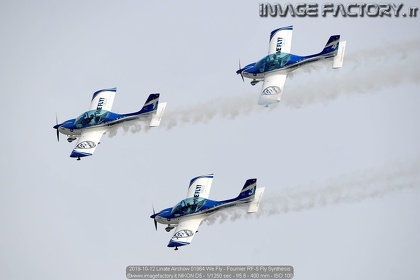 2019-10-12 Linate Airshow 01964 We Fly - Fournier RF-5 Fly Synthesis