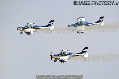 2019-10-12 Linate Airshow 01996 We Fly - Fournier RF-5 Fly Synthesis