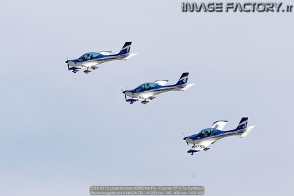 2019-10-12 Linate Airshow 02068 We Fly - Fournier RF-5 Fly Synthesis