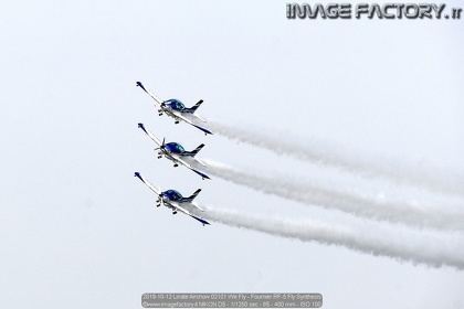 2019-10-12 Linate Airshow 02101 We Fly - Fournier RF-5 Fly Synthesis