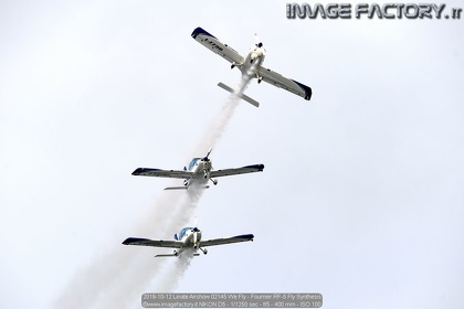 2019-10-12 Linate Airshow 02145 We Fly - Fournier RF-5 Fly Synthesis