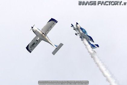 2019-10-12 Linate Airshow 02225 We Fly - Fournier RF-5 Fly Synthesis