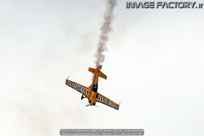 2019-10-12 Linate Airshow 03884 CAP Aviation CAP-231 - Andrea Pesenato