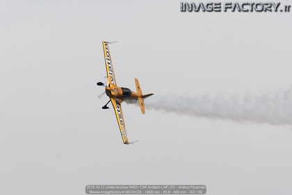 2019-10-12 Linate Airshow 04001 CAP Aviation CAP-231 - Andrea Pesenato