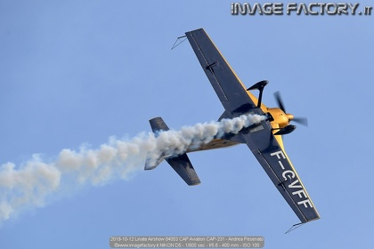 2019-10-12 Linate Airshow 04053 CAP Aviation CAP-231 - Andrea Pesenato
