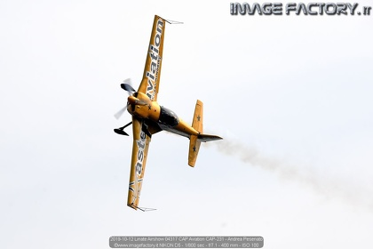 2019-10-12 Linate Airshow 04317 CAP Aviation CAP-231 - Andrea Pesenato