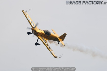 2019-10-12 Linate Airshow 04320 CAP Aviation CAP-231 - Andrea Pesenato