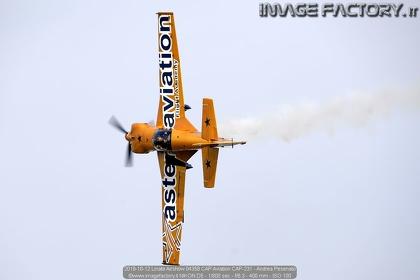 2019-10-12 Linate Airshow 04358 CAP Aviation CAP-231 - Andrea Pesenato