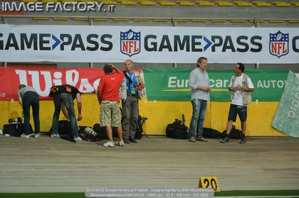 2013-09-02 Europei American Football - Spagna-Inghilterra 0004 Miscellaneous