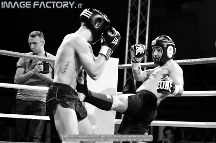2013-11-16 Vigevano - Born to Fight 1022 Davide Speciale-Aurelio Tieni - K1