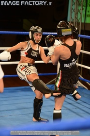 2013-11-16 Vigevano - Born to Fight 1466 Samantha Celestino-Beatrice Porcheddu - Low Kick