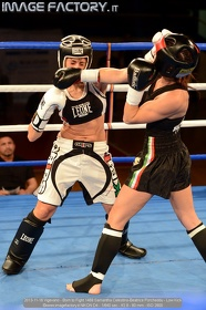 2013-11-16 Vigevano - Born to Fight 1469 Samantha Celestino-Beatrice Porcheddu - Low Kick