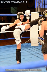 2013-11-16 Vigevano - Born to Fight 1479 Samantha Celestino-Beatrice Porcheddu - Low Kick
