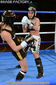2013-11-16 Vigevano - Born to Fight 1522 Samantha Celestino-Beatrice Porcheddu - Low Kick
